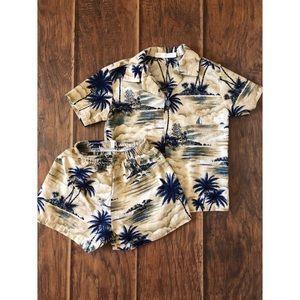 Other - Hawaiian Matching Set